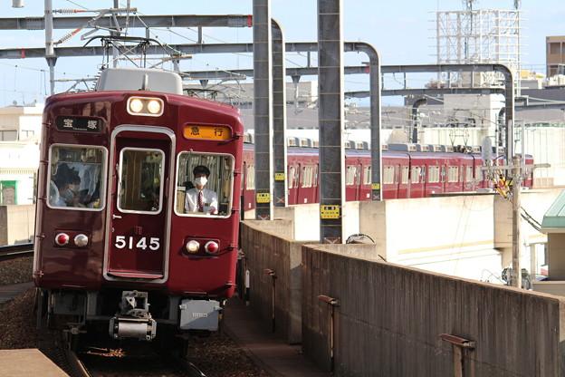阪急5100系C#5104×4R