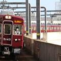 Photos: 阪急5100系C#5104×4R