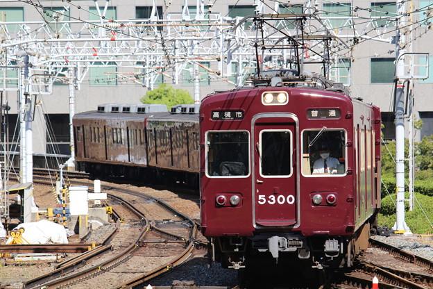 阪急5300系C#5300×8R