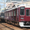 Photos: 阪急1000系C#1015×8R