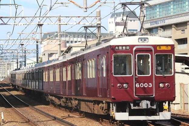 阪急6000系C#6003×8R