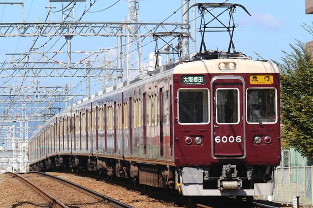 Photos: 阪急6000系c#6006×8R