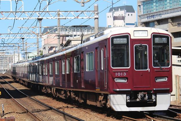 阪急1000系c#1013×8R