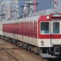近鉄8600系X18+9020系EE24+8600系X54