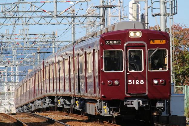 阪急5100系C#5128×8R