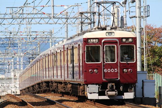 阪急6000系C#6005×8R
