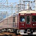 Photos: 阪急7000系C#7018×8R