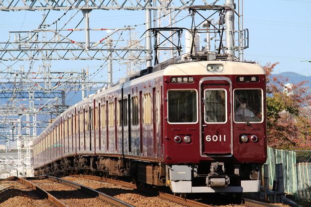 阪急6000系c#6011×8R