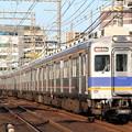 Photos: 南海6000系6019F+同6031F+同6029F
