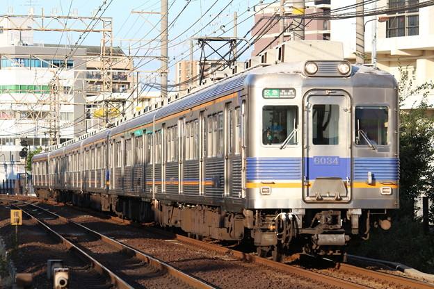 Photos: 南海6000系6915F+同6003F