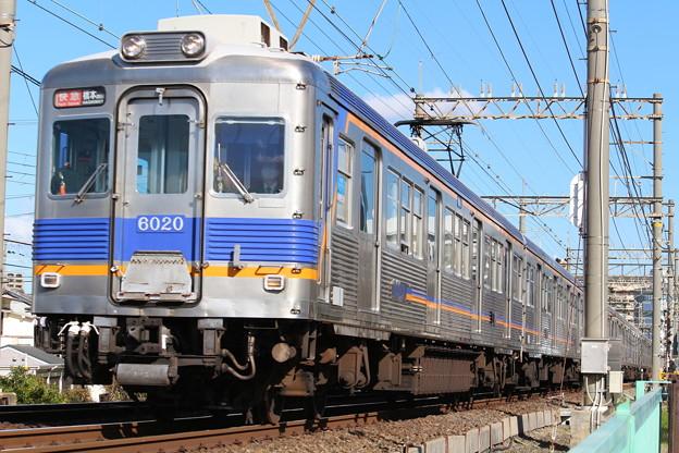 南海6000系6909F+同6021F+同6013F