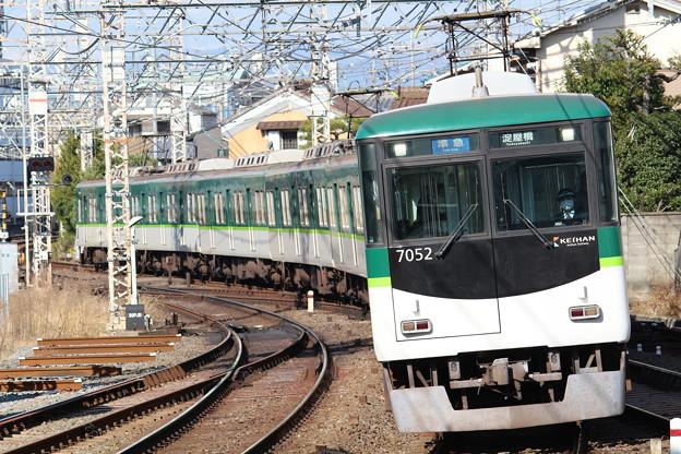 京阪7000系7002F