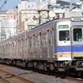 Photos: 南海6000系6001F+同6321F