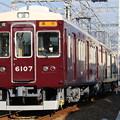 Photos: 阪急6000系C#6007×8R