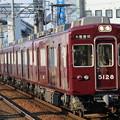 Photos: 阪急5100系C#5128×8R