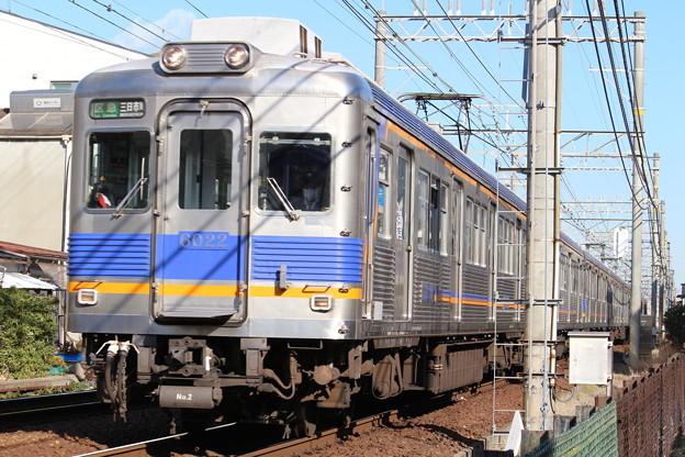 南海6000系6911F+同6027F+同6001F