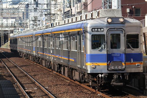 南海6000系6031F+同6029F