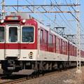 近鉄8400系L07+1233系VE44