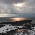 冬の北海道の日本海IMG_3950a