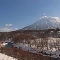 Photos: 羊蹄山と尻別川IIMG_4388a