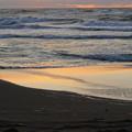 石狩浜の夕景IMG_0353a