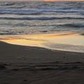 石狩浜の夕景IMG_0354a