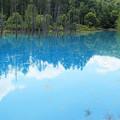 Photos: IMG_2101a青い池
