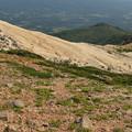 Photos: IMG_1674aイワオヌプリの稜線