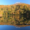 半月湖の秋IMG_4212a
