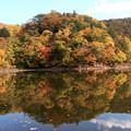 Photos: 半月湖の秋IMG_4126a
