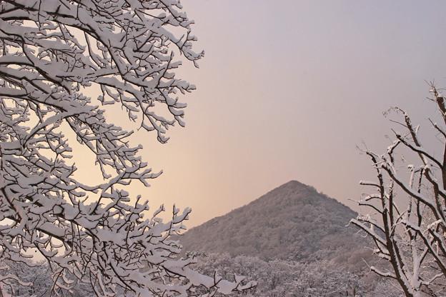 早朝の三角山IMG_5270a