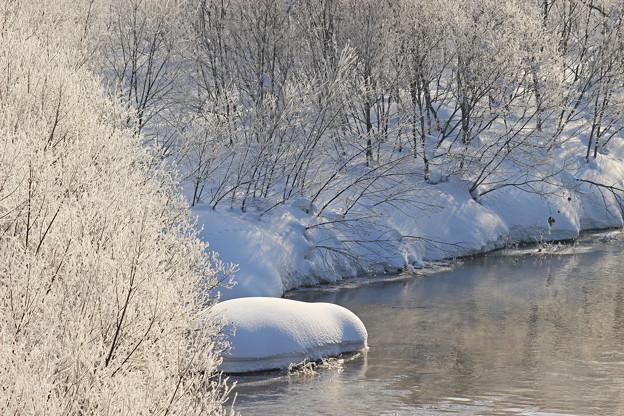 霧氷の川IMG_5509b