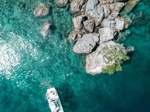 Photos: 僕達の育った海