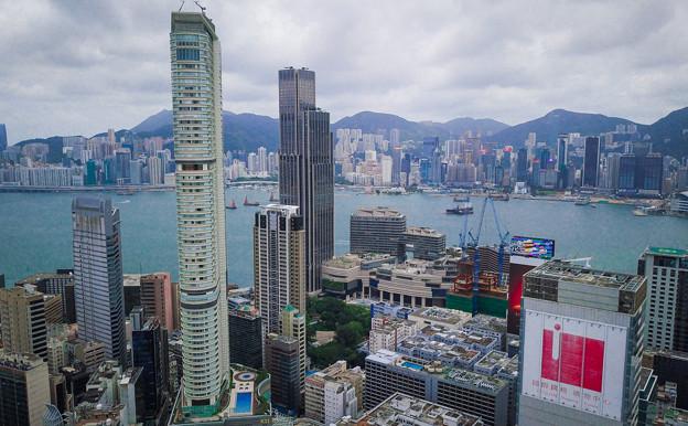 写真: 香港