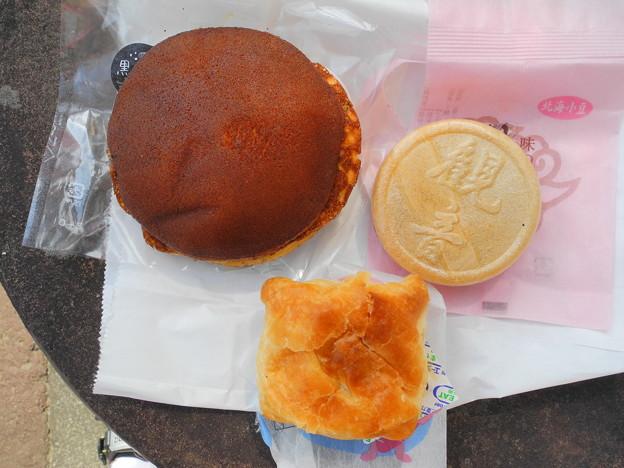 2018.05.29 今日食べたお菓子(なかね製菓)