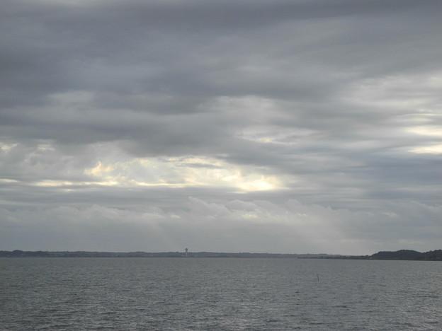 2018.10.08 きょうの風景・雲