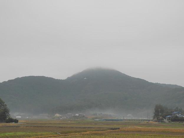 2018.11.06 きょうの風景・霧