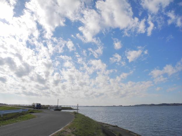 2018.11.25 きょうの風景・雲