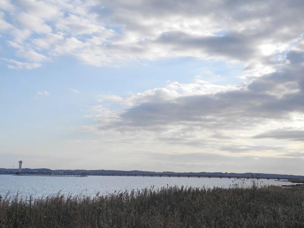 2018.12.02 きょうの風景・雲