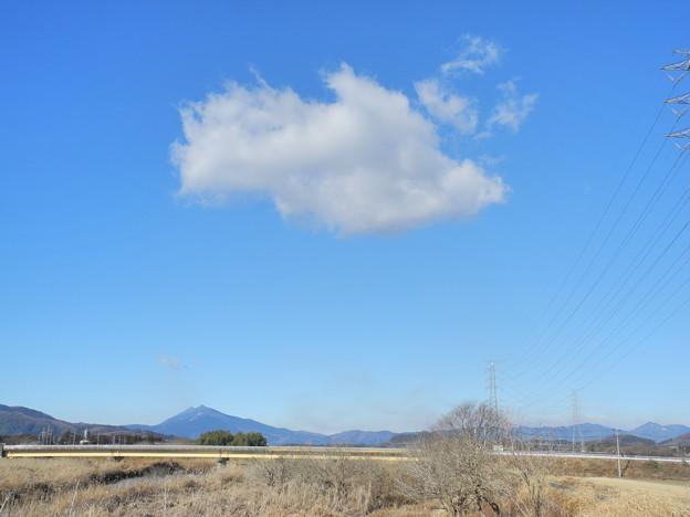 2019.01.27 きょうの風景・雲