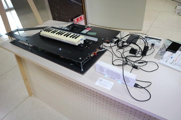 自動演奏鍵盤ハーモニカ