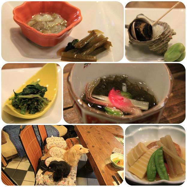 前菜_酢の物_煮物