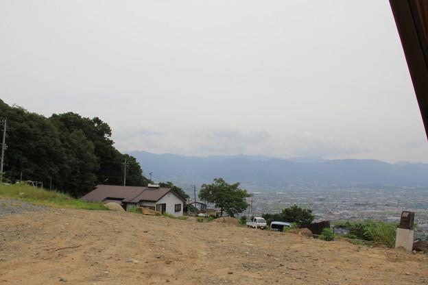 富士山隠れちゃった