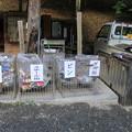 写真: ゴミ捨て場