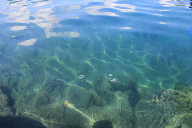 本栖湖きれい