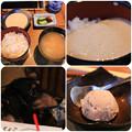 麦とろご飯_和栗のアイスクリーム
