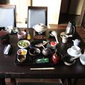 Photos: 和食を選択