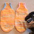 Photos: プチとメレに手編みのキャミソール