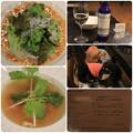 Photos: サラダ_スープ_ワイン