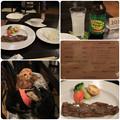 Photos: 肉料理_チューハイ
